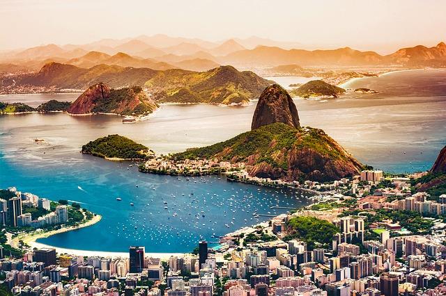 Rio De Janeiro scenic view